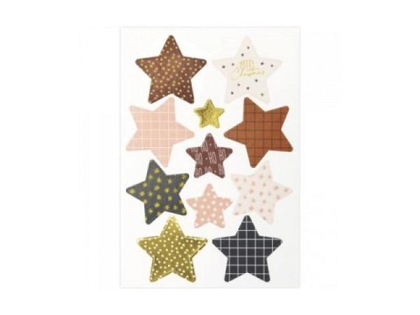 Aufkleber Artoz Artwork Smart Sticker Weihnachtsmann