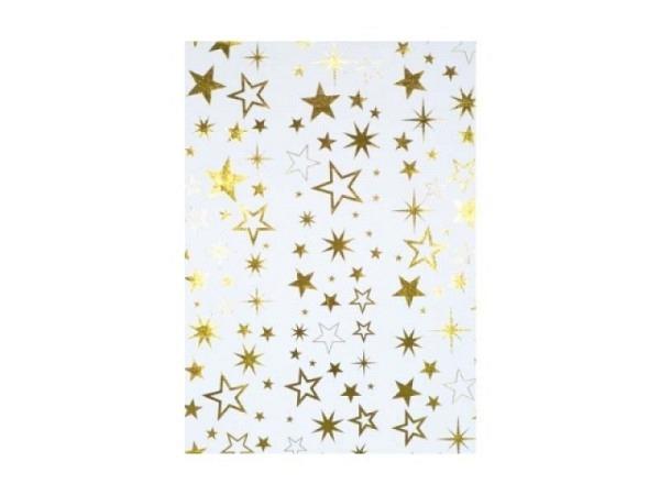 Aufkleber Artoz Creamotion 21x30cm Sterne gold