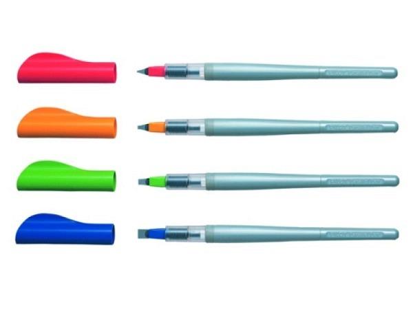 Füllfeder Pilot Parallel Pen Set 1,5mm rot