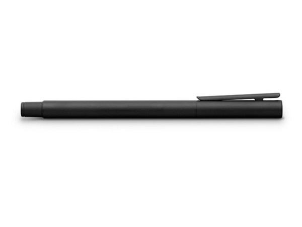 Füllfeder Faber-Castell Neo Slim Metall schwarz M