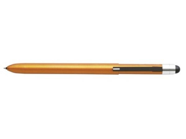Kugelschreiber Tombow Zoom L104 Multi Stylus 54, orange