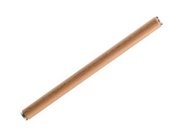 Federhalter Two-Way, aus Holz mit Platz für zwei Federn