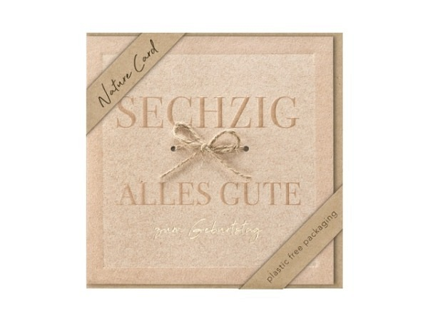 Geburtstagskarte Art Bula 12,2x17,5cm 4 Bilder Marienkäfer