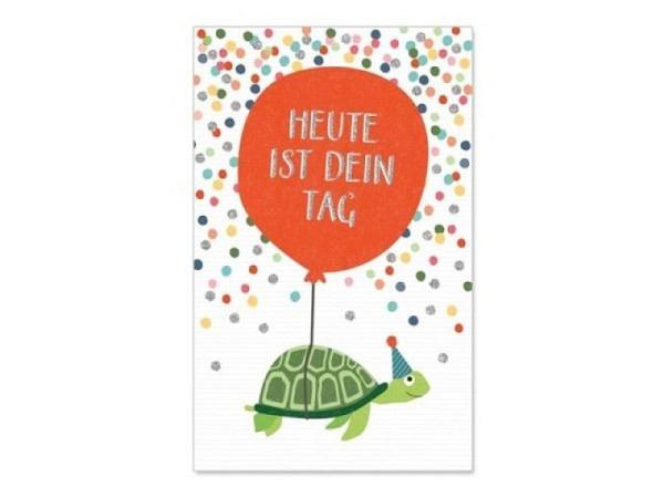 Geburtstagskarte Artebene Happy Birthday