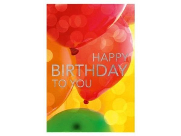 Geburtstagskarte Borer Zum Geburtstag Kaliprafieschrift