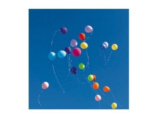 Karte Cart Fotografie Lifestyle Luftballon 16x16cm