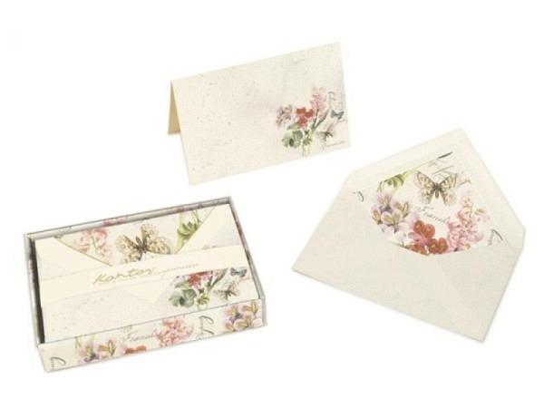 Kartenbox Unicef Christmas Forest 11,7x17,3cm, 5x2 Motive