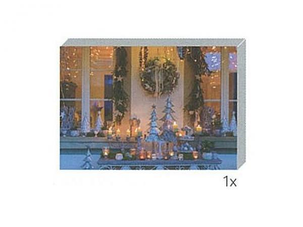 Kartenbox Art Bula 5er Set Weihnachtsdekorationen