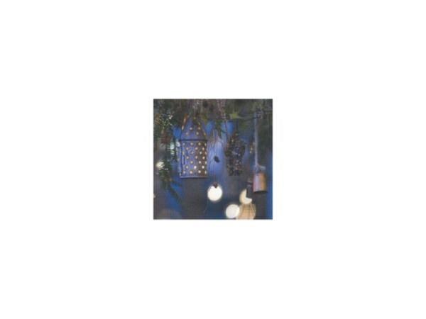 Kartenbox Art Bula 5er Set Karte mit Laternen, und Holzstern