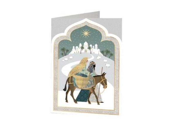 Kartenbox Unicef Christmas Spirit 11,7x17,3cm