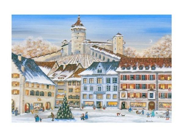 Weihnachtskartenbox Unicef Christmas Greeting 5x2 Motive