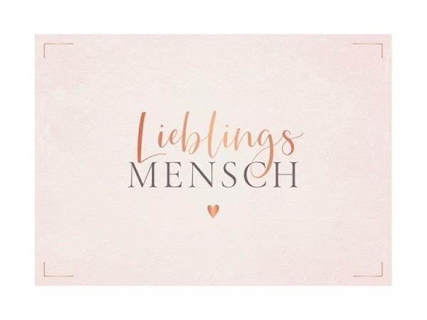 Postkarte Art Bula 10,5x14,8cm  Berggipfel Steinhaufen