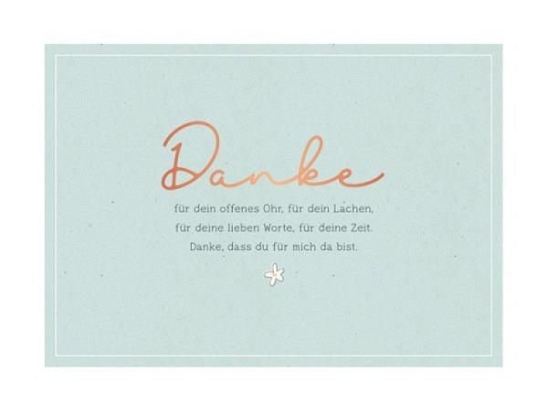 Postkarte Art Bula 10,5x14,8cm antike Schreibmaschiene
