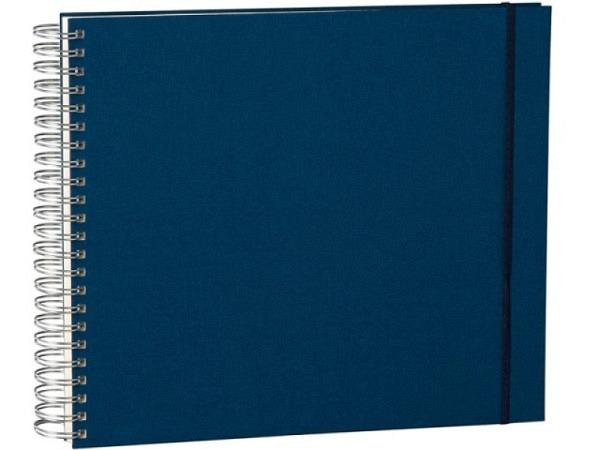 Fotoalbum Semikolon Maxi Mucho Cream 34,5x30cm marineblau