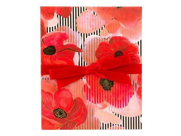 Leporello Goldbuch Turnowsky Poppy