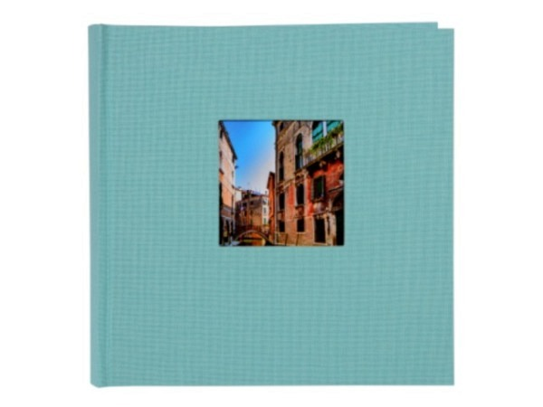 Fotoalbum Goldbuch Bella Vista Einsteckalbum rot Leinen