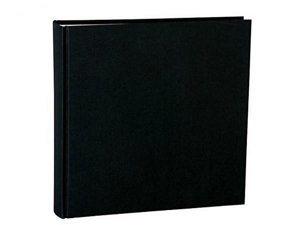 Fotoalbum Semikolon Classic XLarge 32x31cm schwarz
