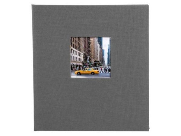 Fotoalbum Goldbuch Bella Vista gebunden 30x31cm orange