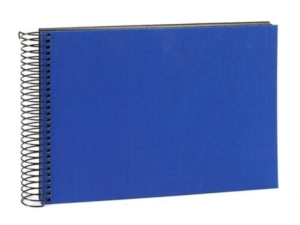 Fotoalbum Goldbuch Bella Vista Spiralalbum 23x17cm Black blau