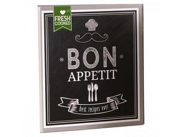 Kochrezeptordner Goldbuch Bon Appetit, 2Ring Mechanik