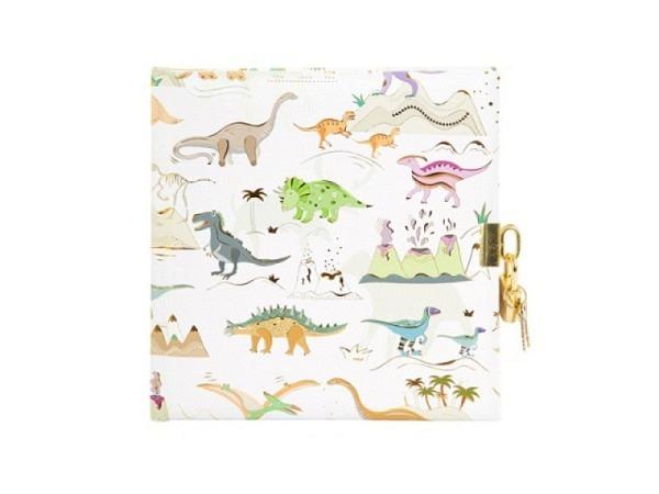 Tagebuch Goldbuch Turnowsky Flower Butterfly, Schloss