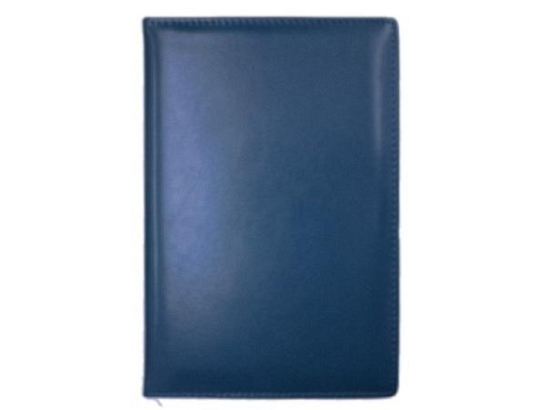 Tagebuch ASL Cardiff Rindleder blau 5 Jahre, 1 Tag pro Seite