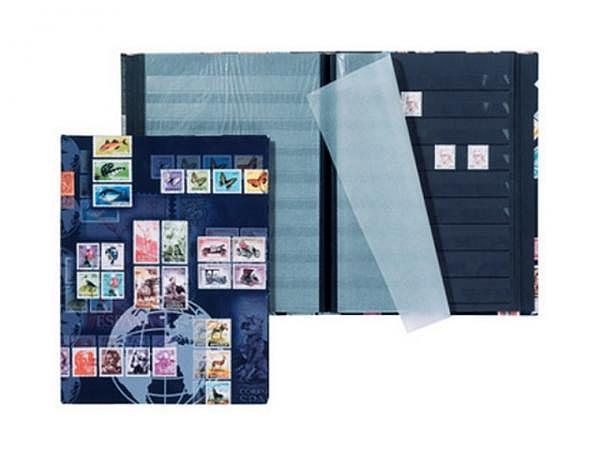Briefmarkenalbum Pagna A5 Motivdruck laminiert