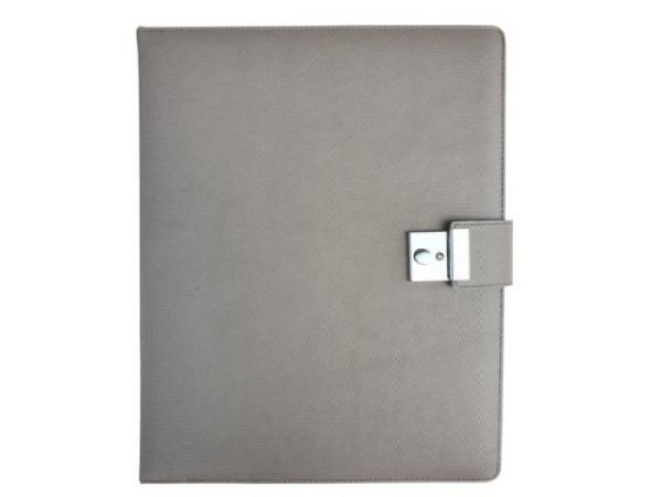 Dokumentenmappe Dufco soft-touch apfelgrün A4