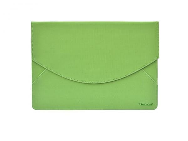 Konferenzmappe Office Box Soft Touch A4 lindgrün