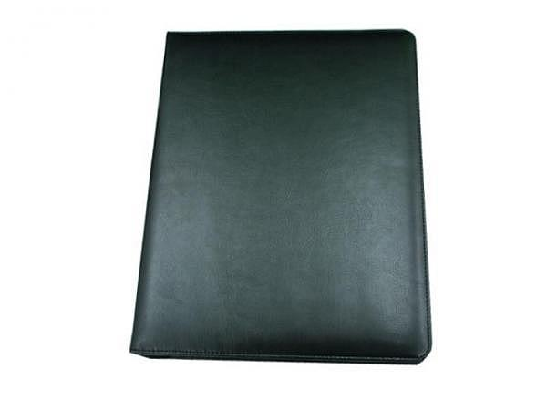 Konferenzmappe ASL Kunststoff A4 schwarz Vario
