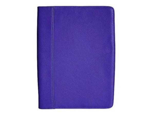 Schreibmappe Büroline A4 violett