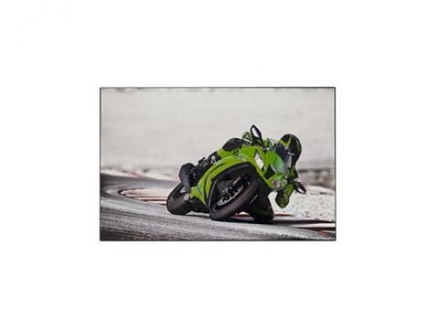 Schreibunterlage Kolma Poster 58x38cm Motorrad Kawasaki
