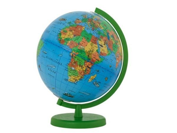 Globus Columbus Was ist Was Junior-Leuchtglobus-Set 2
