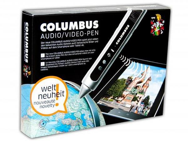 Globus Columbus Entdeckerstift Audio/Video