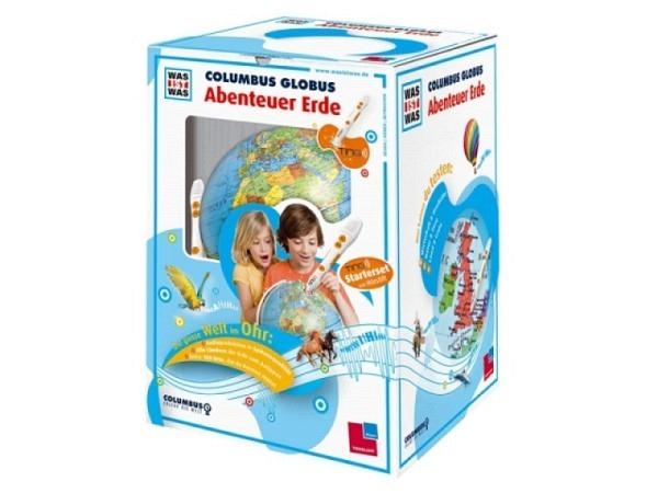 Globus Columbus Wissensglobus Was ist was Abenteuer