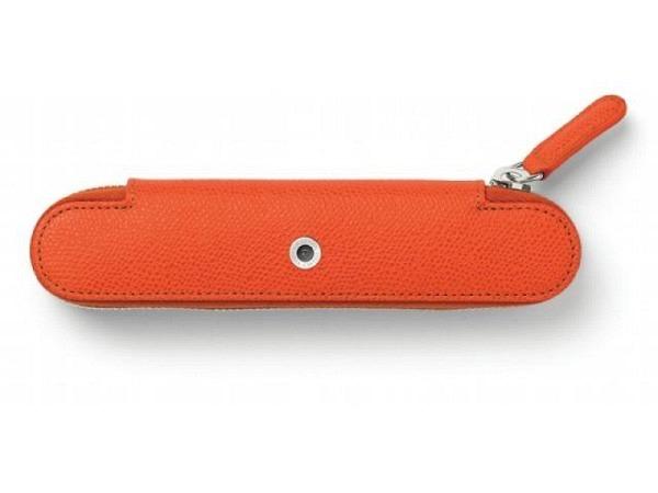 Stiftetui Graf von Faber-Castell Burned Orange, 1 Schreibgerät