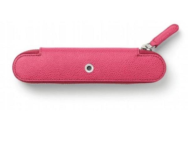 Stiftetui Graf von Faber-Castell Electric Pink, für 1 Schreibgerät