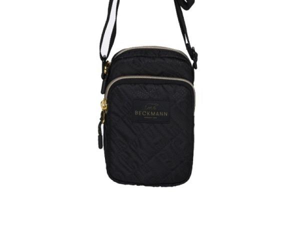 Stofftasche klein mit Kordelverschluss 15x16cm