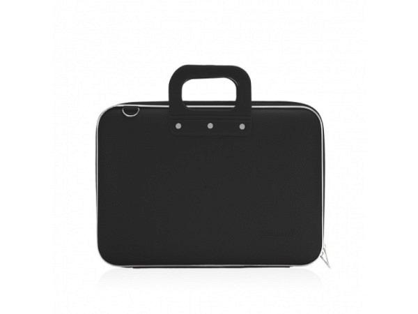 """Tasche Bombata Classic schwarz Laptoptasche small für 13"""""""