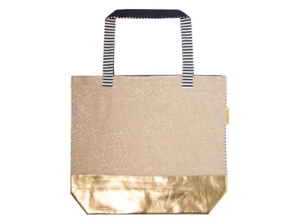 Tasche Artebene Lieblingstasche Shopperbag Golden 43x37,5cm