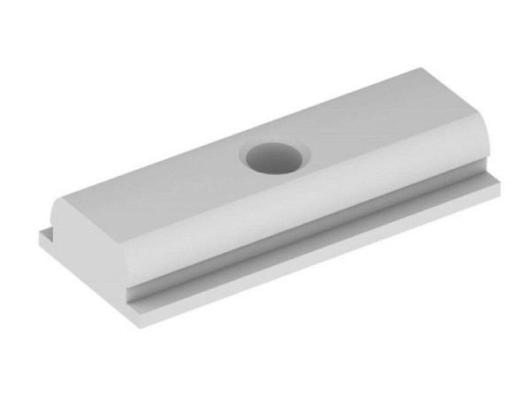Bilderschiene Classic 8,5x23mm Schienenverbinder Kunststoff