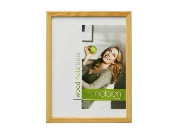 Rahmen Hama Dublin für Fotos im Format 10x15cm silber