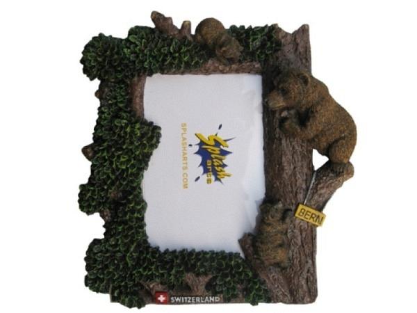 Rahmen Berner Bären Bilderrahmen für Foto 10x15cm