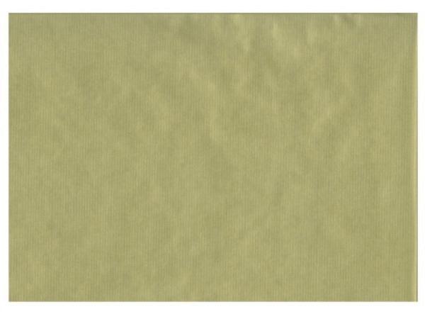 Geschenkpapier Kraftpack gold  Natura