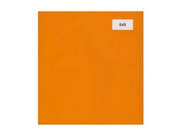 Geschenkpapier Einfasspapier orange 50cmx3m 65g/qm