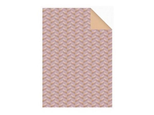 Geschenkfolie transparent 5mx50cm 40g Haushaltrolle