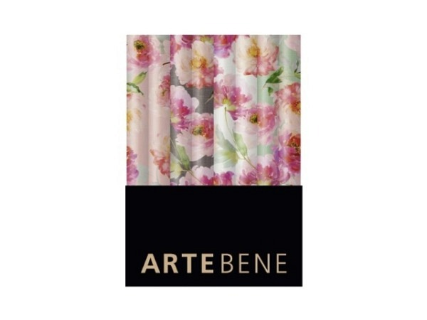 Geschenkpapier Artebene Sterngirlande sortiert 70cmx1,5m