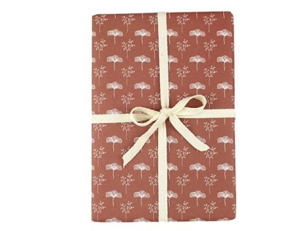 Geschenkpapier Ava&Yves Blütenzweige 50x70cm