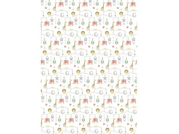 Geschenkpapier Goldbuch Turnowsky Midnight Rose