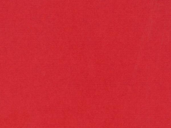 Geschenkpapier Rotolux unicolor white Kraft red, 70cmx5m